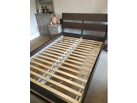 £75 ONO Ikea Trysil bed and Hafslo mattress