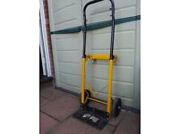 Trolley in yellow best mate of delivery man !in used condition! Fully working! Can deliver