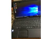 Laptop Toshiba i3 Fast Clean Win10
