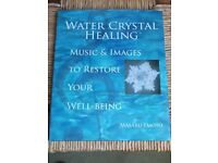 Water Crystal Healing book with 2 CDs by Dr Masaru Emoto