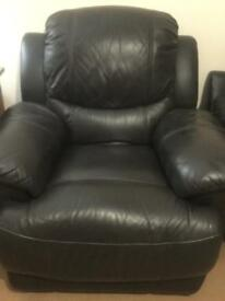 Recline sofa chair electric recline 1 year old £80 RRP £ 250