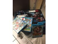Wii U limited edition boxed 4 games £225