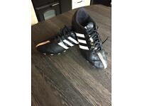 Men's size 10 adidas football boots