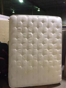 Queen Size Box Spring and Mattress sets
