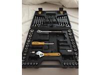 Draper tool box
