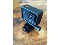 ISAW EDGE 4K Action Camera - GoPro Rival