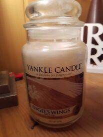 brand new large yankee candles for sale