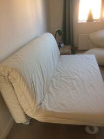 Ikea sofa bed very good condition, hardly used, opens our easily to kingsize bed. Buyer to collect.
