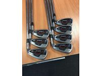 Titleist 712 AP1 4-PW with Dynamic Gold R300 Shafts