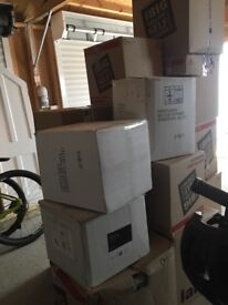MOVING?? Boxes & Bubble wrap