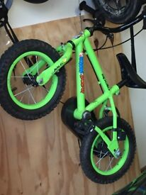 "Children's 12"" bike"