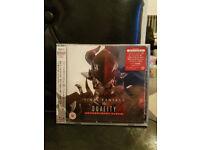 final fantasy collectable double cd
