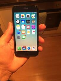 Apple iPhone 7 32gb black one month old
