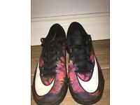 Nike cr7 ,Football trainers, Size 8