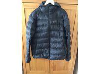 Jack wolfskin down jacket for sale  Devon