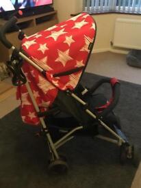 My Babiie stroller/push chair