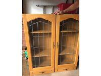 Kitchen units /French dresser style