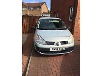 Renault Grand Scenic '54 plate - 7 seater - 1600cc