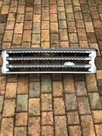 Range Rover sport - front grill