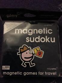 Brand new sudoku