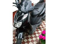 Aprilia Sport city 125 cc (learners legal) . Negotiable price
