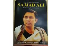 Sajjad Ali Live in London
