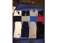 Ea7 Ralph Lauren short sets