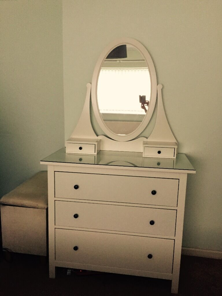 Ikea hemnes dressing table with buy sale and trade ads - Hemnes ikea dressing table ...