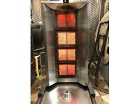 Archway doner kabab machine