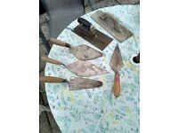 Plastering & Bricklaying Tools