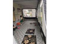 Full Caravan awning