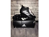 Brand new in the box with tags Adidas 17.1 firm ground football boots in a size 4