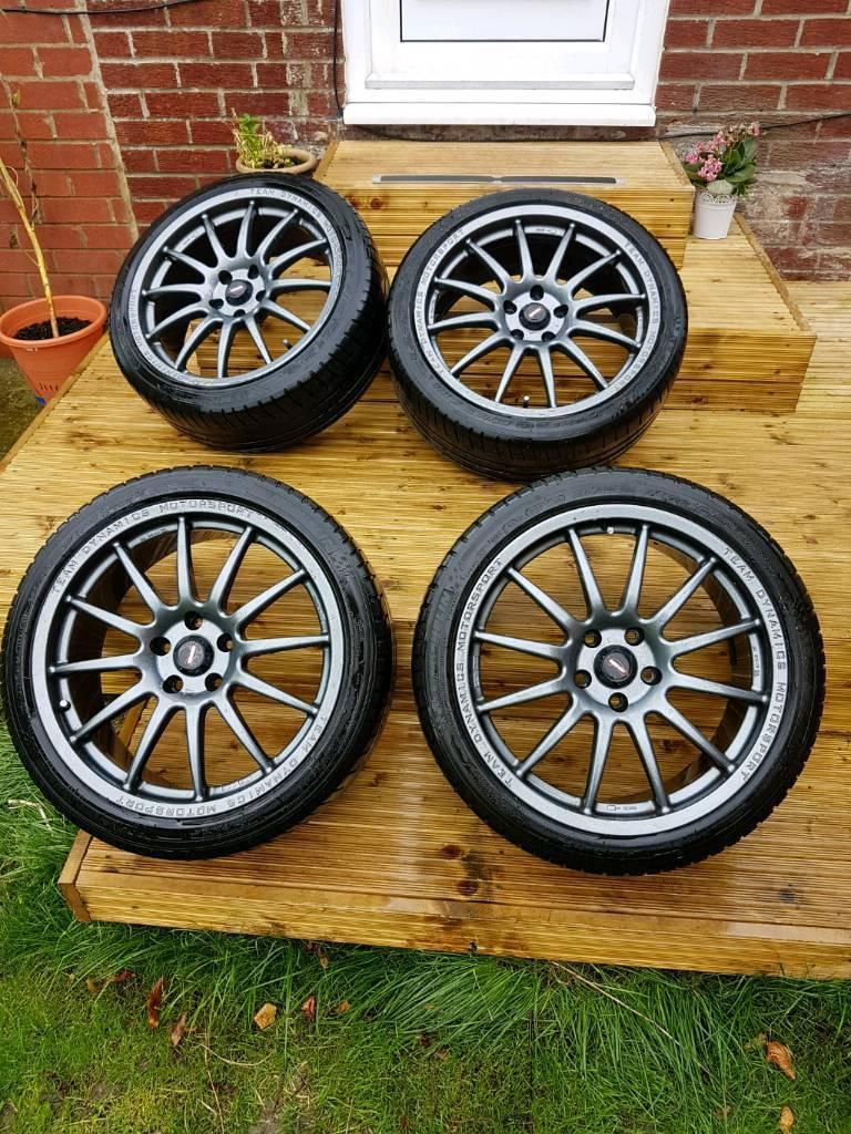 Vectra alloy wheels team dynamics