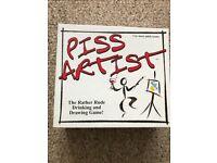 Piss Artist Board Game