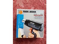 Black and Decker paint stripper.