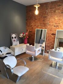Hairdressers Chair / Beauty Room for Rent in Well Established Beauty Salon- West Didsbury Manchester