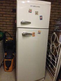 Very large retro style Fridge Freezer