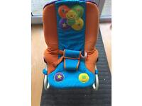 Baby rocking chair seat
