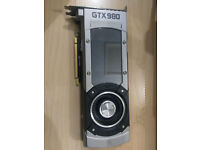 Palit Nvidia GeForce GTX 980 Graphics Card (4GB, GDDR5, PCI Express 3.0)