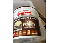 Tile Adhesive & Grout 7.2 kg Tubs 6 Available
