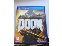 PS4 game - Doom
