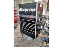 Snap on tool box