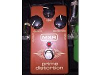 MXR Prime Distortion for sale