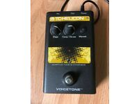 TC-Helicon T1 Voicetone pedal