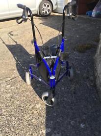 Foldable Disabled Walker