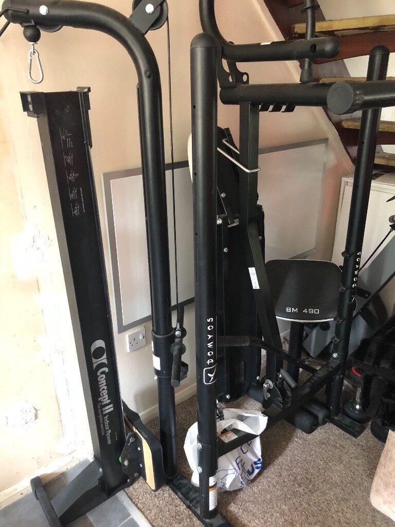 Multiple Gym Equipment Bundle. Decathlon multi gym 7d8a2d6448a