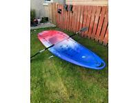 Tek 285 x-t-sea sit on kayak