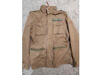 Timberland army jacket