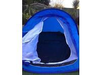 Pop up 2 man tent