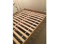 King size bed for sale excellent condition